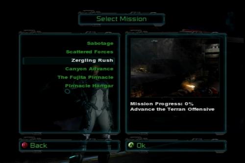 StarCraft: Ghost 1
