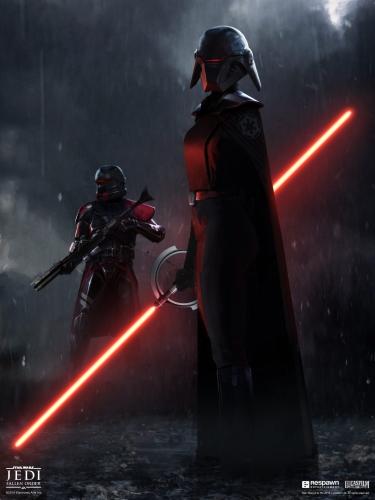 Герои Jedi: Fallen Order 10