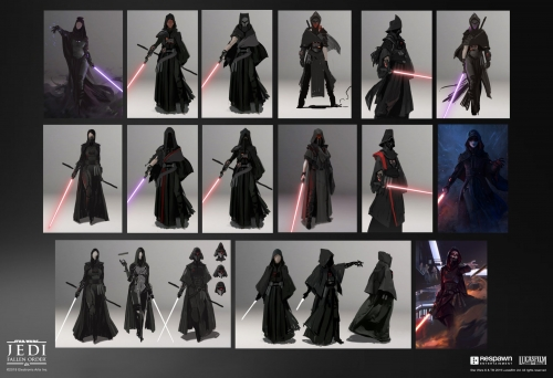 Герои Jedi: Fallen Order 12