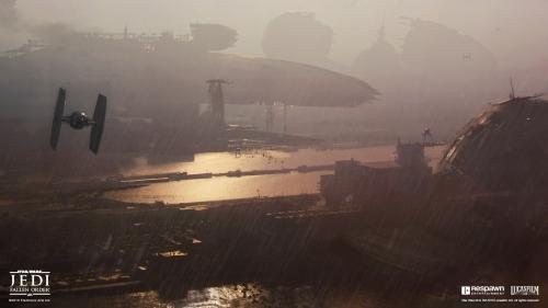 Локации Jedi: Fallen Order 2