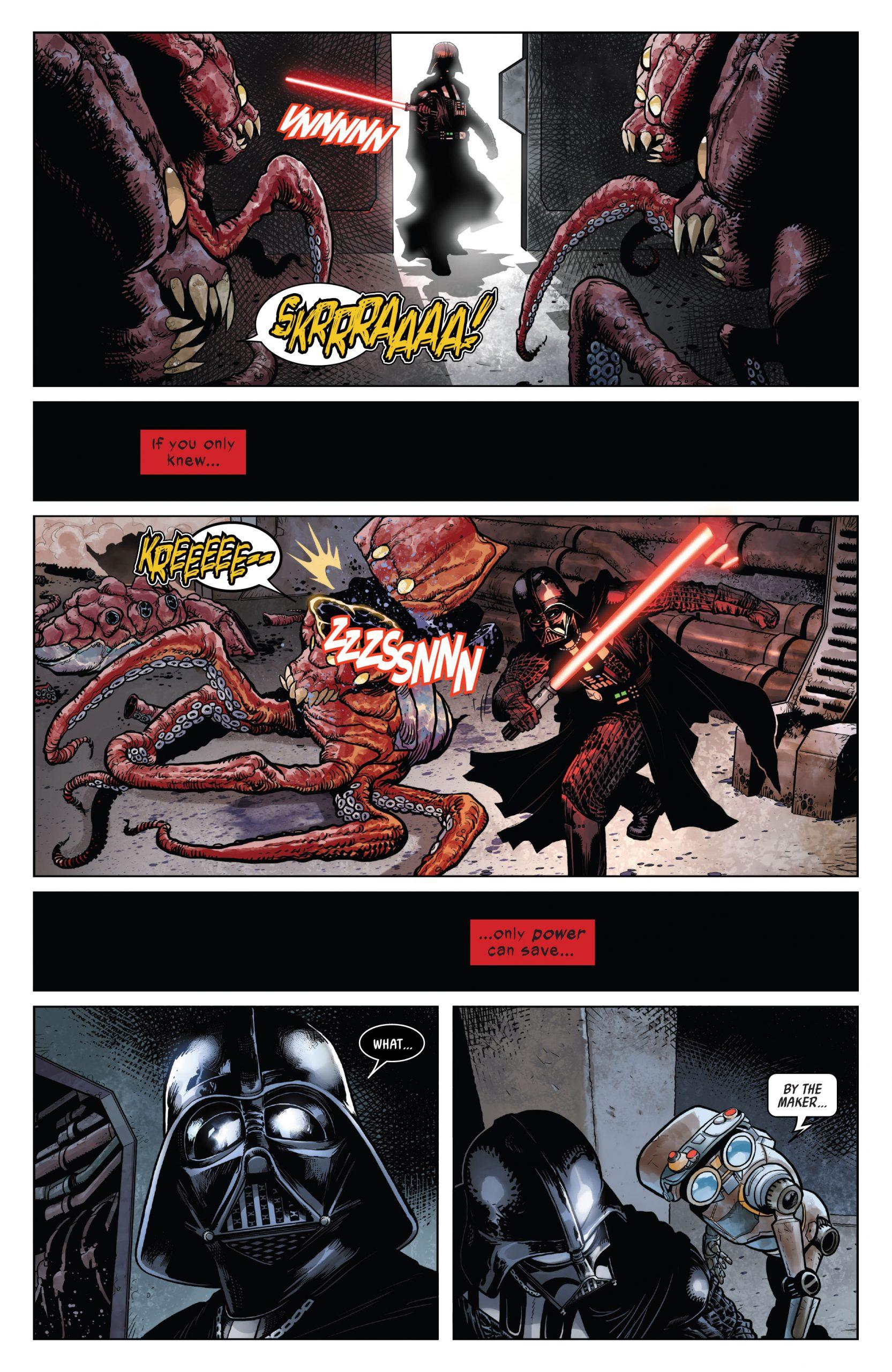 В комиксе по«Звёздным войнам» показали якобы живую Падме. Вот почему это ничего незначит 6