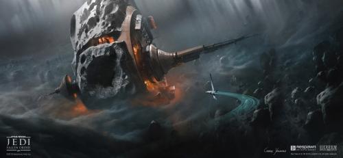 Локации Jedi: Fallen Order 14