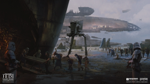 Локации Jedi: Fallen Order 3