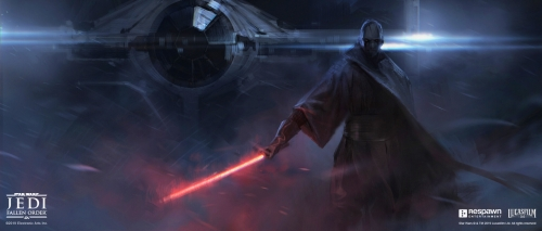 Герои Jedi: Fallen Order 19