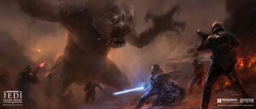 Герои Jedi: Fallen Order 20