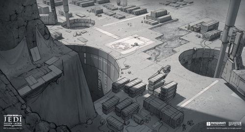 Локации Jedi: Fallen Order 16