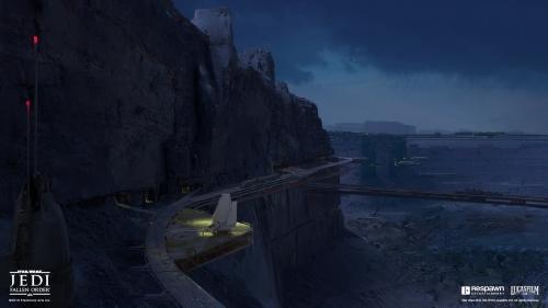 Локации Jedi: Fallen Order 4