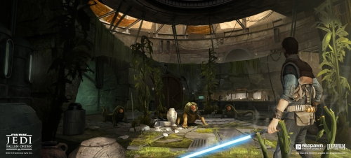 Локации Jedi: Fallen Order 5