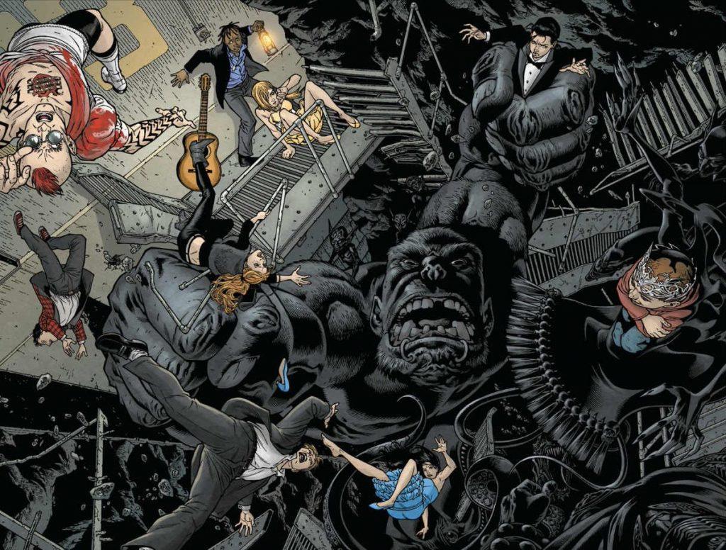 «Ключи Локков» на Netflix: 19 главных расхождений между комиксами и сериалом по версии GameSpot 2