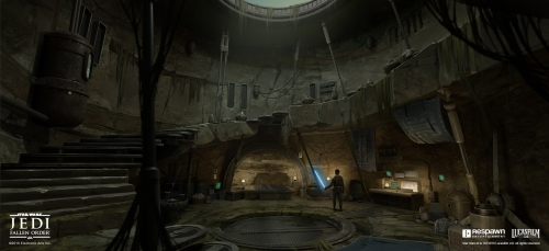 Локации Jedi: Fallen Order 6