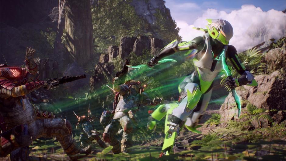 BioWare готовит фундаментальное обновление НФ-шутера Anthem