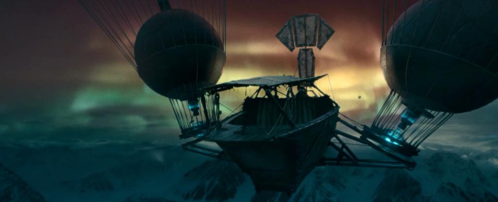 «Тёмные начала»: сравниваем книгу, фильм и сериал 10