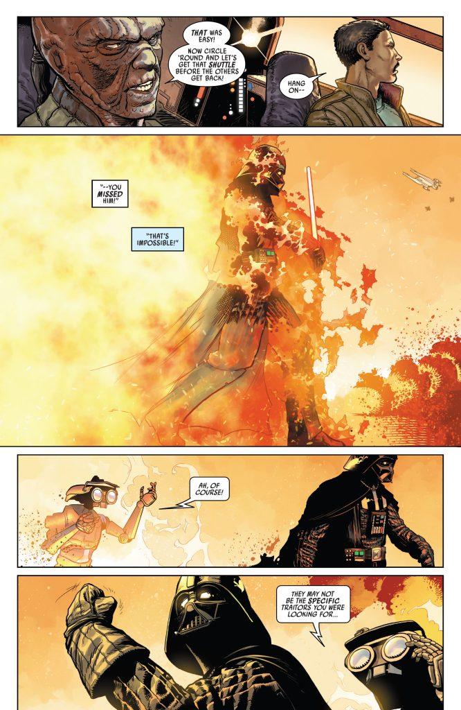 В комиксе по«Звёздным войнам» показали якобы живую Падме. Вот почему это ничего незначит 2