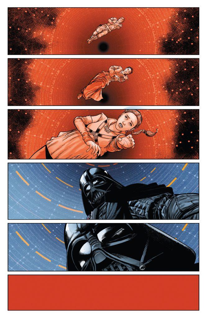 В комиксе по«Звёздным войнам» показали якобы живую Падме. Вот почему это ничего незначит 3