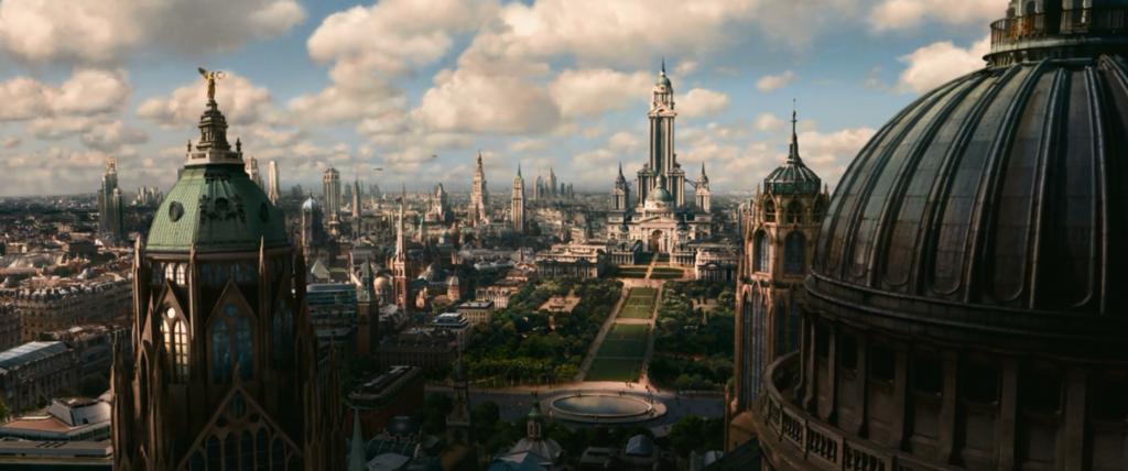 «Тёмные начала»: сравниваем книгу, фильм и сериал 7