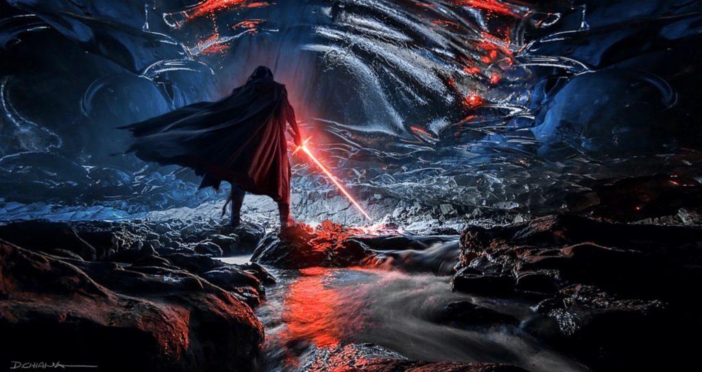 Об альтернативном сценарии девятого эпизода «Звездных войн» 23