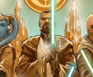 High Republic: всё о новом грандиозном проекте по «Звёздным войнам» с панками-викингами