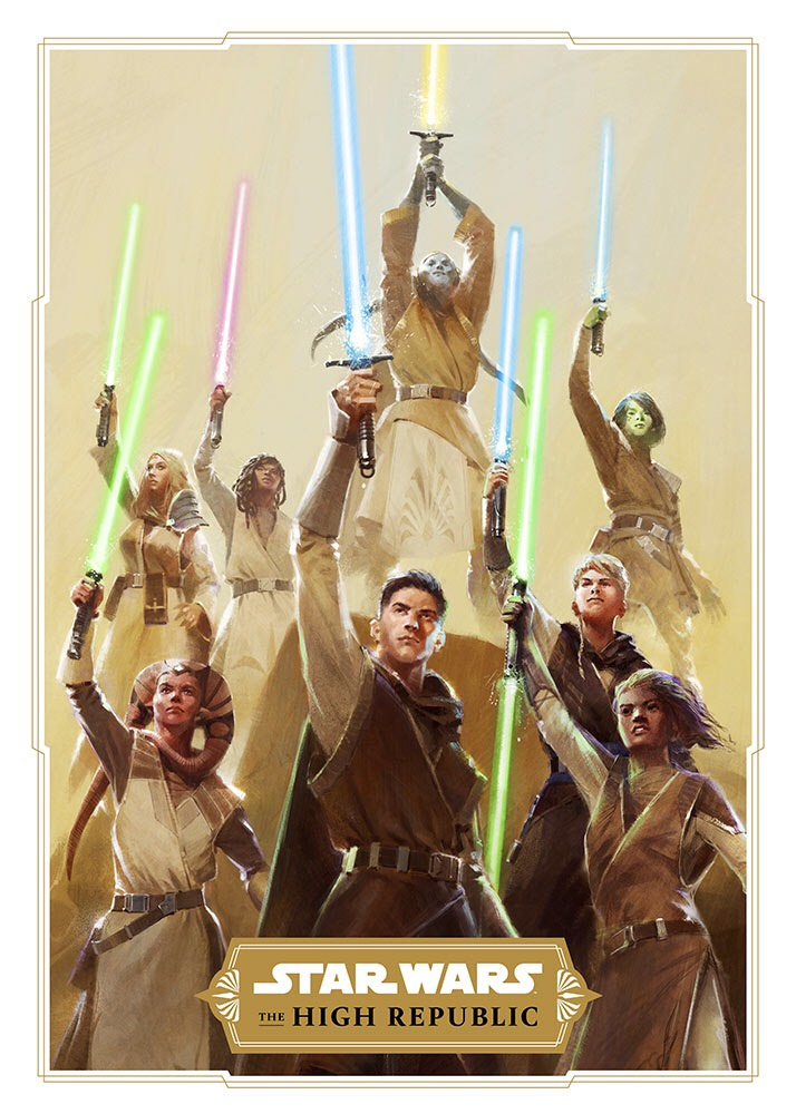 High Republic: всё о новом грандиозном проекте по «Звёздным войнам» с панками-викингами 2