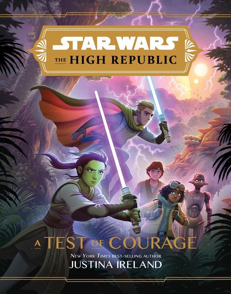 High Republic: всё о новом грандиозном проекте по «Звёздным войнам» с панками-викингами 6