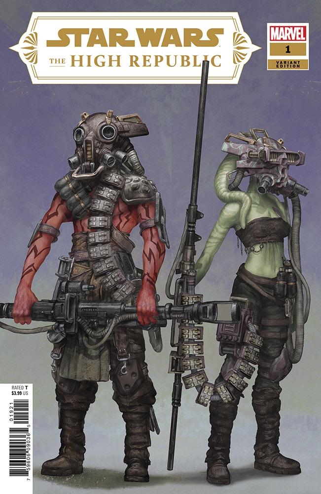 High Republic: всё о новом грандиозном проекте по «Звёздным войнам» с панками-викингами 1