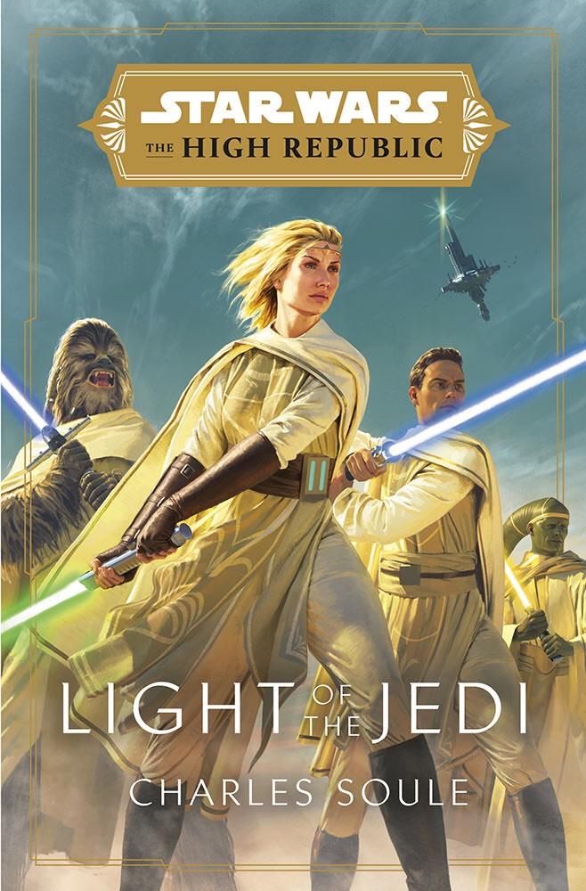 High Republic: всё о новом грандиозном проекте по «Звёздным войнам» с панками-викингами 4
