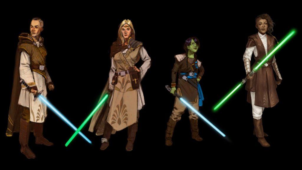High Republic: всё о новом грандиозном проекте по «Звёздным войнам» с панками-викингами 9