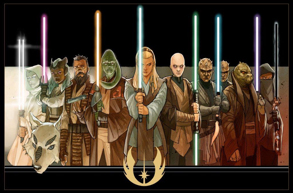 High Republic: всё о новом грандиозном проекте по «Звёздным войнам» с панками-викингами 8