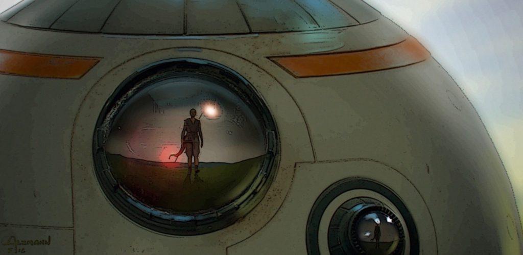 Об альтернативном сценарии девятого эпизода «Звездных войн» 25