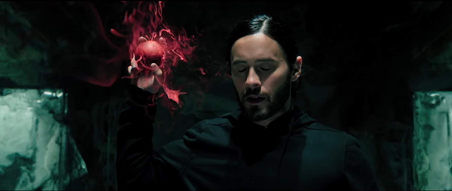 Жажда крови и оживший костюм: наReddit опубликовали сценарий «Морбиуса» от Sony 4