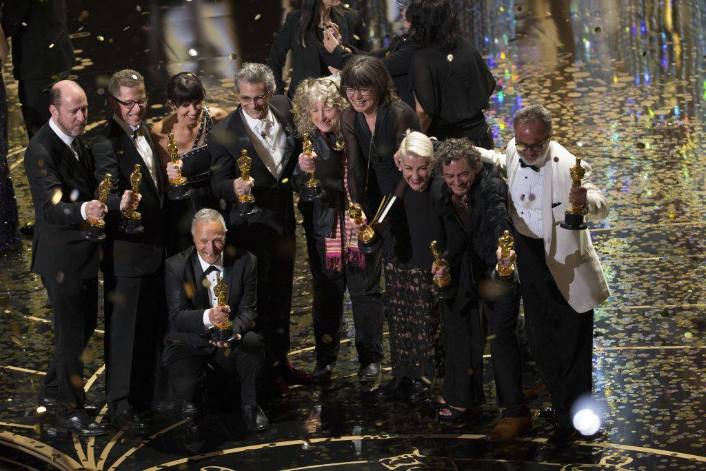 Фантастические костюмы, которые получили «Оскар» 39