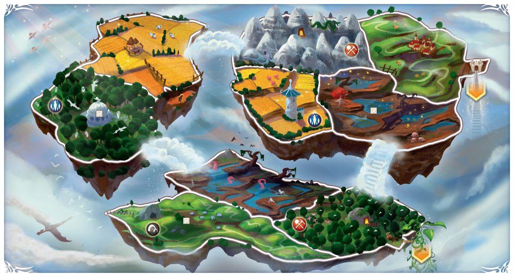 «Small World: Небесные острова»