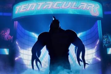 Первый трейлер мультфильма «Лига монстров»