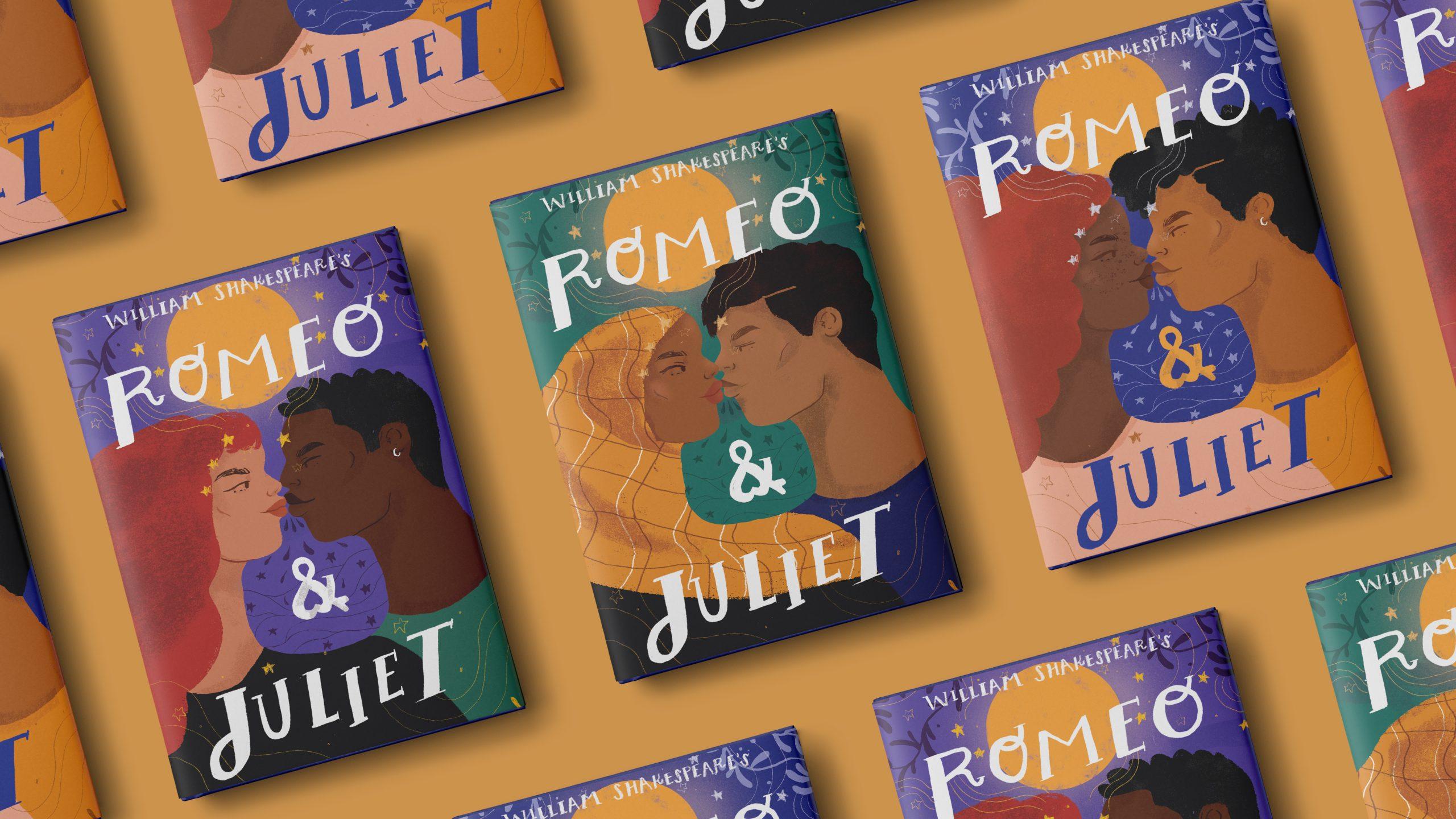 Компания Barnes & Noble выпустила классические романы собновлёнными diversity-обложками 5
