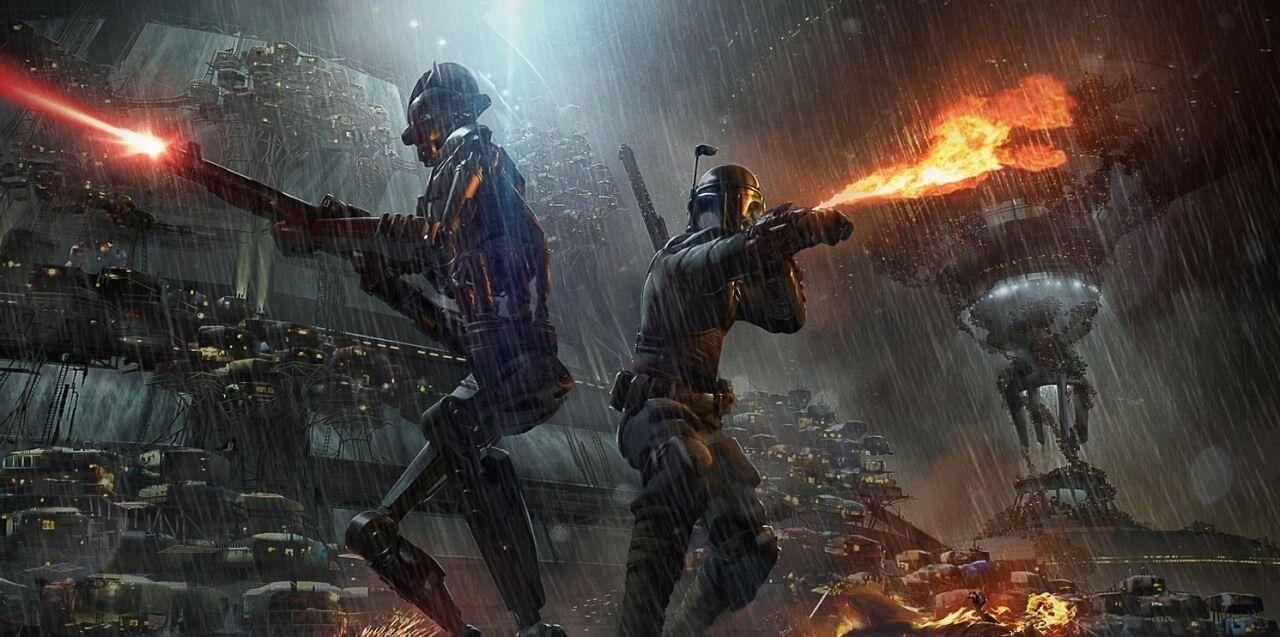 Star Wars Underworld: неснятый криминальный триллер по «Звёздным войнам» 2