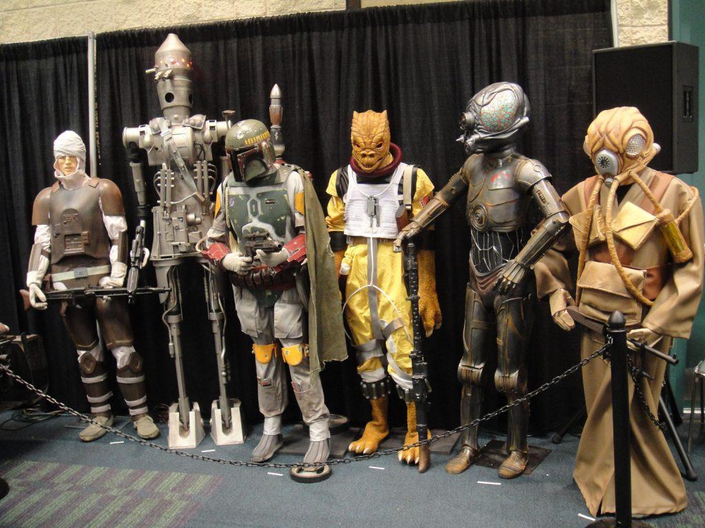 Фантастические костюмы, которые получили «Оскар» 43