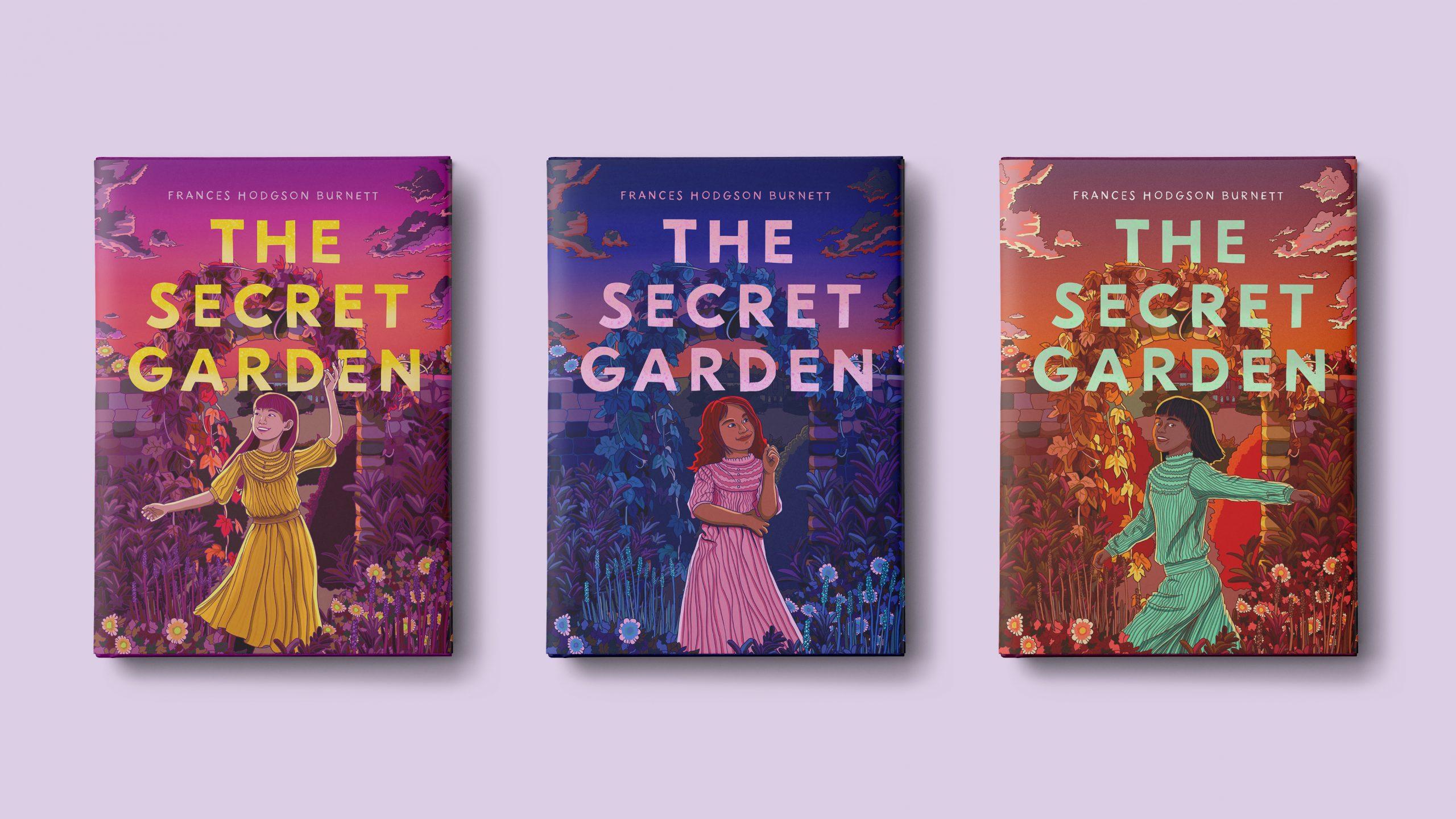 Компания Barnes & Noble выпустила классические романы собновлёнными diversity-обложками 6