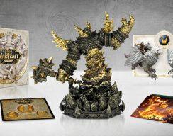 Успейте поучаствовать врозыгрыше коллекционного издания на 15-летие World of Warcraft!