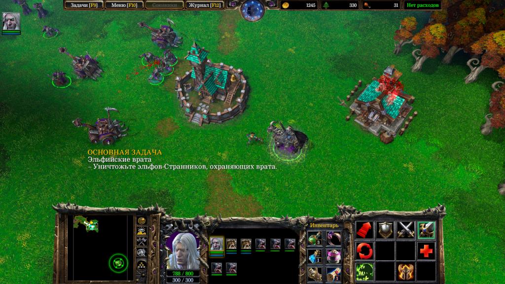Гнев Орды. Обзор Warcraft III: Reforged и скандала вокруг неё 2