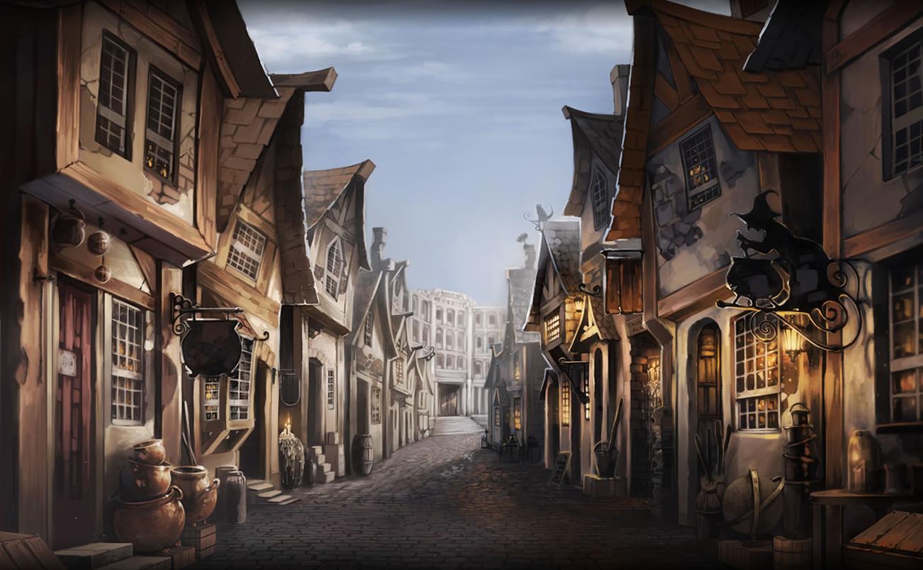 Находка: в книге «Гарри Поттер и Дары Смерти» должен был появиться забытый всеми герой
