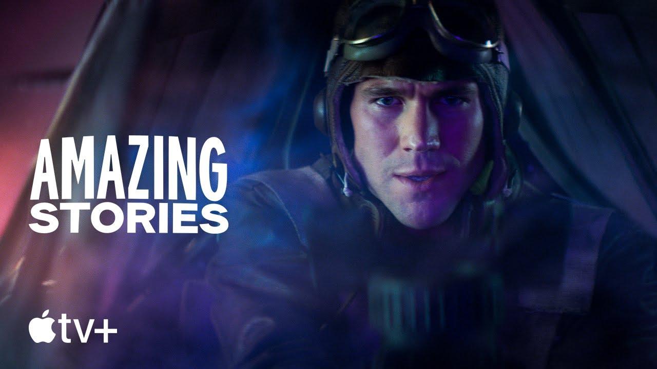 Apple выпустила первый трейлер «Удивительных историй» Стивена Спилберга