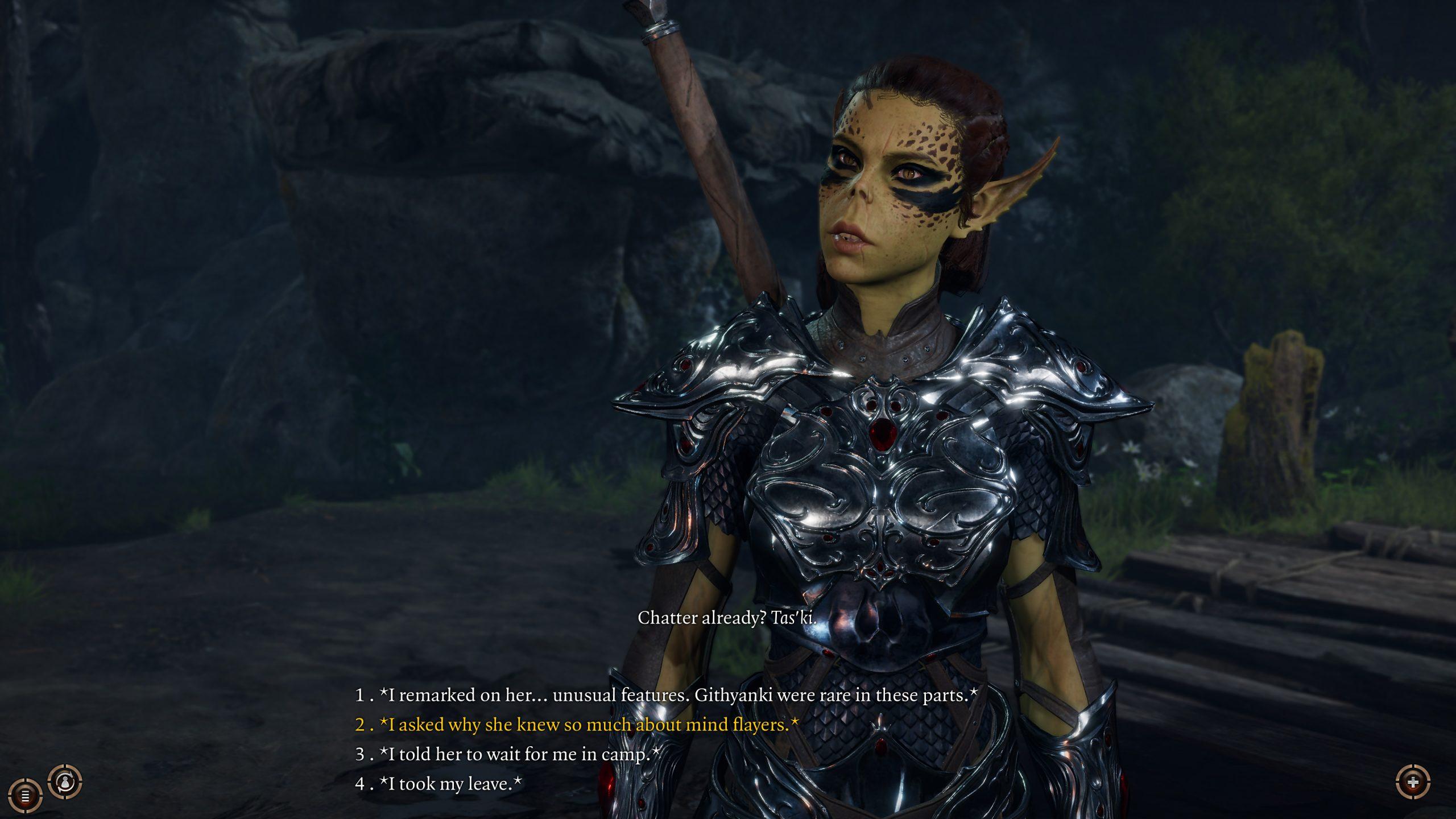 Утечка: скриншоты Baldur's Gate III 3