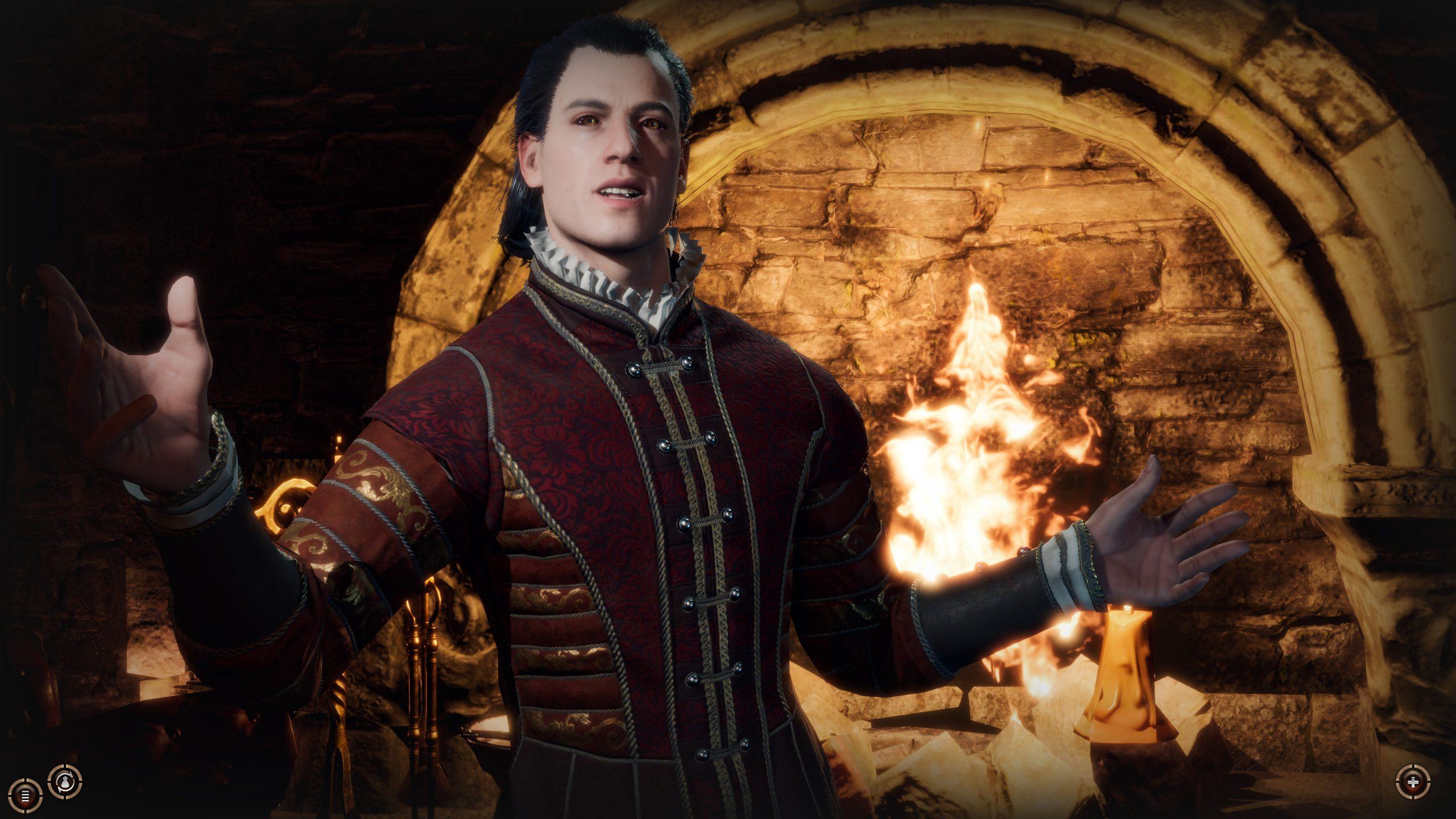 Утечка: скриншоты Baldur's Gate III 7