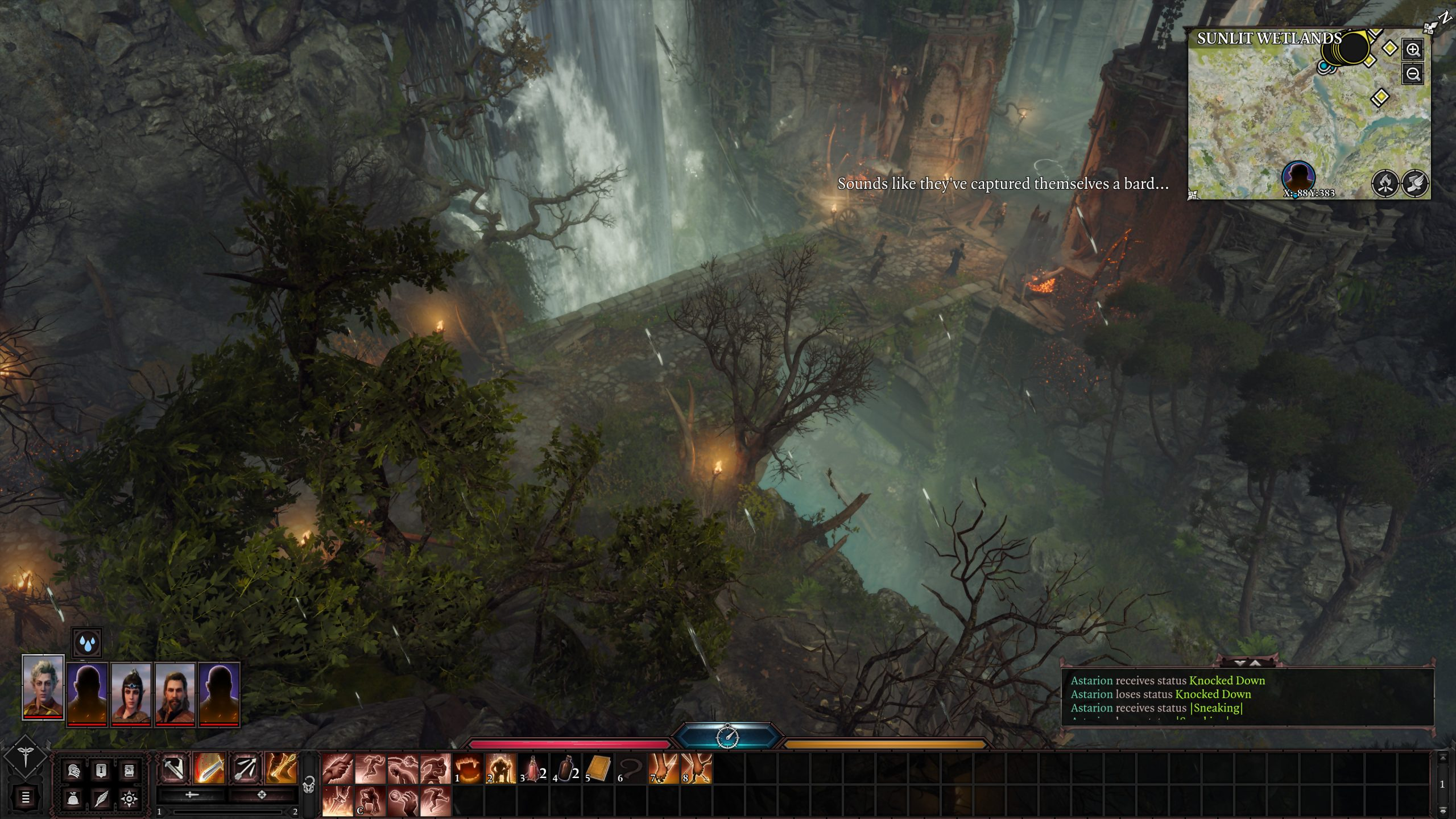 Утечка: скриншоты Baldur's Gate III 4
