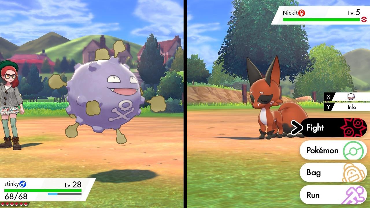 Обзор Pokemon Sword/Shield: Новое приключение по старым правилам 8