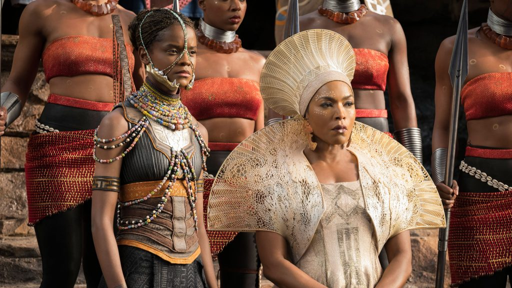 Фантастические костюмы, которые получили «Оскар» 8