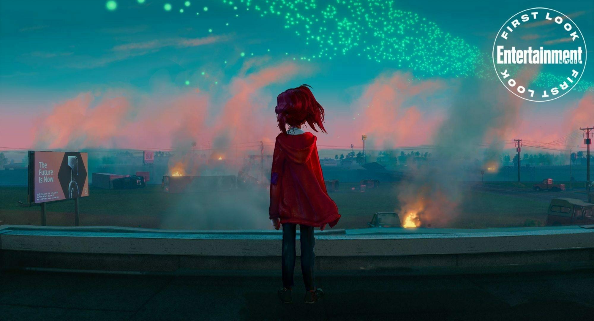 Первые кадры «Связанных» — мультфильма Sony отсоздателей «Человек-Паук: Через вселенные»