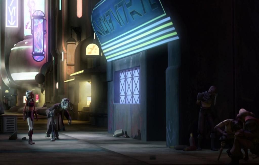 Star Wars Underworld: неснятый криминальный триллер по «Звёздным войнам»