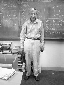 Учёный-физик Фримен Дайсон умер в возрасте 96 лет