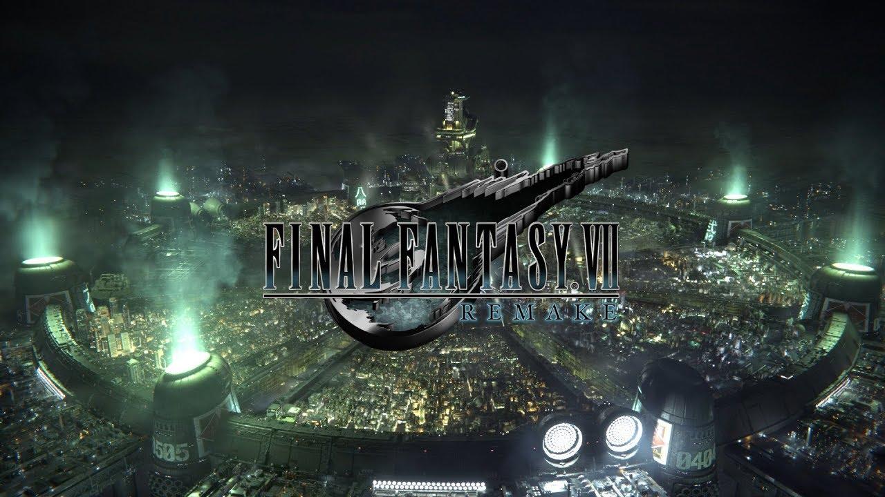 Короткометражка: открывающая сцена ремейка Final Fantasy VII