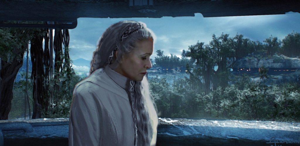Об альтернативном сценарии девятого эпизода «Звездных войн» 30